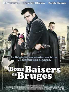 In Bruges - 27 x 40 Movie Poster - French Style A