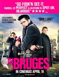 In Bruges - 30 x 40 Movie Poster UK - Style B