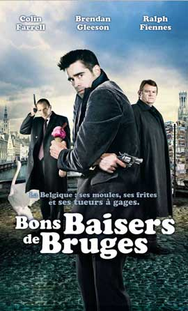 In Bruges - 11 x 17 Movie Poster - French Style C