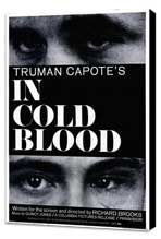 In Cold Blood - 11 x 17 Movie Poster - Style A - Museum Wrapped Canvas