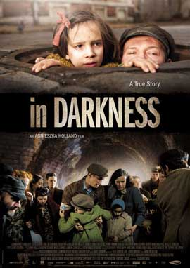 In Darkness - 11 x 17 Movie Poster - German Style A