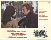 In Enemy Country - 11 x 14 Movie Poster - Style B