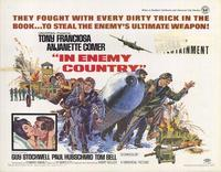 In Enemy Country - 11 x 14 Movie Poster - Style A