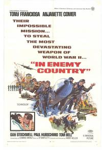 In Enemy Country - 11 x 17 Movie Poster - Style A
