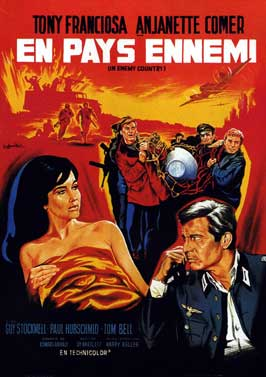 In Enemy Country - 11 x 17 Movie Poster - French Style A