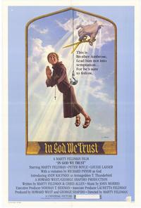 In God We Trust - 27 x 40 Movie Poster - Style A