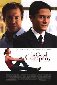 In Good Company - 11 x 17 Movie Poster - Style A