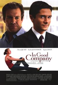 In Good Company - 43 x 62 Movie Poster - Bus Shelter Style A