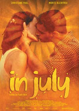 In July - 11 x 17 Movie Poster - UK Style A