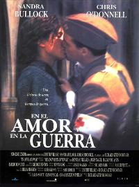 In Love and War - 11 x 17 Movie Poster - Spanish Style A
