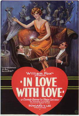 In Love with Love - 11 x 17 Movie Poster - Style A
