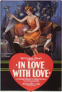 In Love with Love - 43 x 62 Movie Poster - Bus Shelter Style A