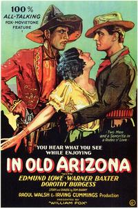 In Old Arizona - 11 x 17 Movie Poster - Style A