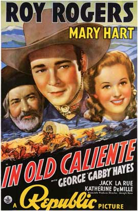 In Old Caliente - 11 x 17 Movie Poster - Style A