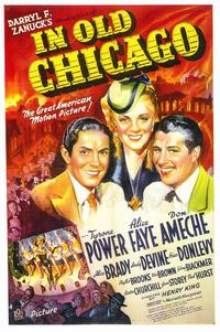 In Old Chicago - 11 x 17 Movie Poster - Style A