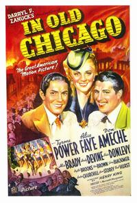 In Old Chicago - 27 x 40 Movie Poster - Style A