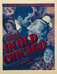In Old Chicago - 11 x 17 Movie Poster - Style C