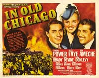 In Old Chicago - 22 x 28 Movie Poster - Half Sheet Style A