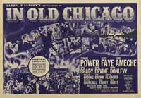 In Old Chicago - 30 x 40 Movie Poster UK - Style A