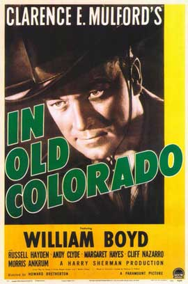 In Old Colorado - 11 x 17 Movie Poster - Style A