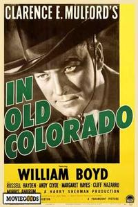 In Old Colorado - 27 x 40 Movie Poster - Style A