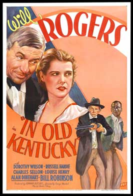 In Old Kentucky - 27 x 40 Movie Poster - Style A
