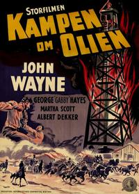 In Old Oklahoma - 11 x 17 Movie Poster - German Style A