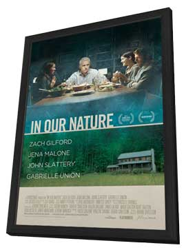 In Our Nature - 11 x 17 Movie Poster - Style A - in Deluxe Wood Frame