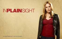 In Plain Sight (TV) - 11 x 17 TV Poster - Style E
