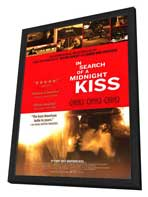 In Search of A Midnight Kiss - 27 x 40 Movie Poster - Style A - in Deluxe Wood Frame