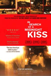 In Search of A Midnight Kiss - 43 x 62 Movie Poster - Bus Shelter Style A