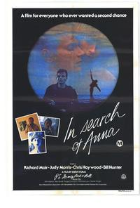 In Search of Anna - 11 x 17 Movie Poster - Australian Style A