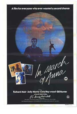 In Search of Anna - 27 x 40 Movie Poster - Australian Style A