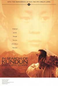 In Search Of Kundun with Martin Scorsese - 11 x 17 Movie Poster - Style A