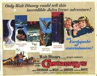 In Search of the Castaways - 22 x 28 Movie Poster - Half Sheet Style A