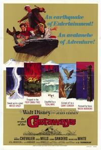 In Search of the Castaways - 27 x 40 Movie Poster - Style A