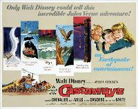 In Search of the Castaways - 30 x 40 Movie Poster UK - Style A