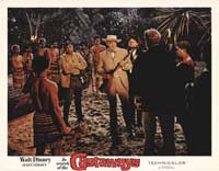 In Search of the Castaways - 11 x 14 Movie Poster - Style I