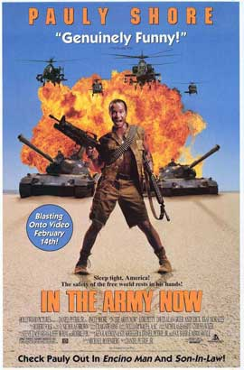 In the Army Now - 27 x 40 Movie Poster - Style A
