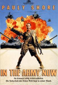 In the Army Now - 11 x 17 Movie Poster - German Style A