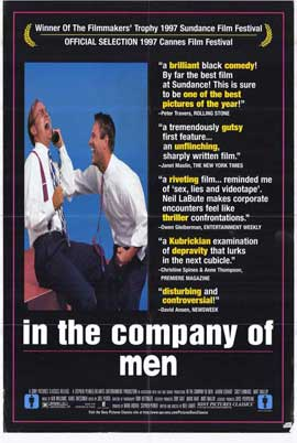 In the Company of Men - 11 x 17 Movie Poster - Style A