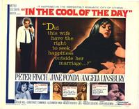 In the Cool of the Day - 11 x 14 Movie Poster - Style A