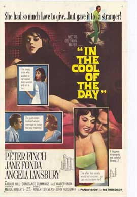 In the Cool of the Day - 11 x 17 Movie Poster - Style A