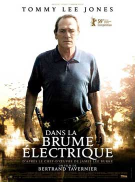 In the Electric Mist - 27 x 40 Movie Poster - French Style A