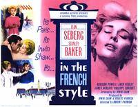 In the French Style - 11 x 14 Movie Poster - Style A