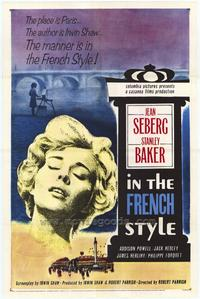 In the French Style - 27 x 40 Movie Poster - Style A