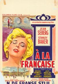 In the French Style - 27 x 40 Movie Poster - Belgian Style B