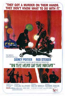 In the Heat of the Night - 11 x 17 Movie Poster - Style A