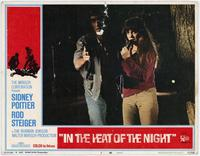 In the Heat of the Night - 11 x 14 Movie Poster - Style E