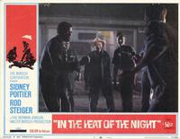 In the Heat of the Night - 11 x 14 Movie Poster - Style G